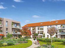 Jardin Saint Roch : programme neuf à Francheville