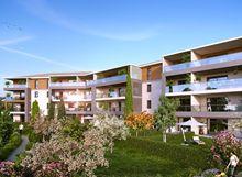 Les Jardins de Galice : programme neuf à Aix-en-Provence