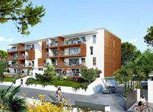 Cote Parc : programme neuf à Aix-en-Provence