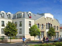 Villa Médéric : programme neuf à La Garenne-Colombes
