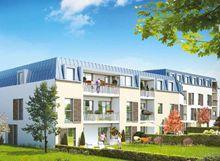 Les Côteaux du Moulin : programme neuf à Saint-Brice-sous-Forêt