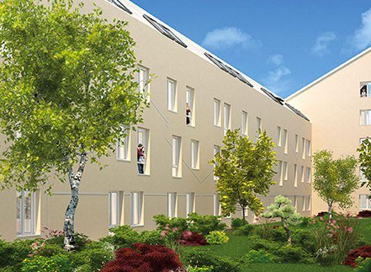 Campus Queyries B Programme Neuf Bordeaux