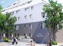 Campus Queyries B : programme neuf à Bordeaux