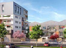 Les Jardins D´alphonse : programme neuf à Saint-Martin-d'Hères