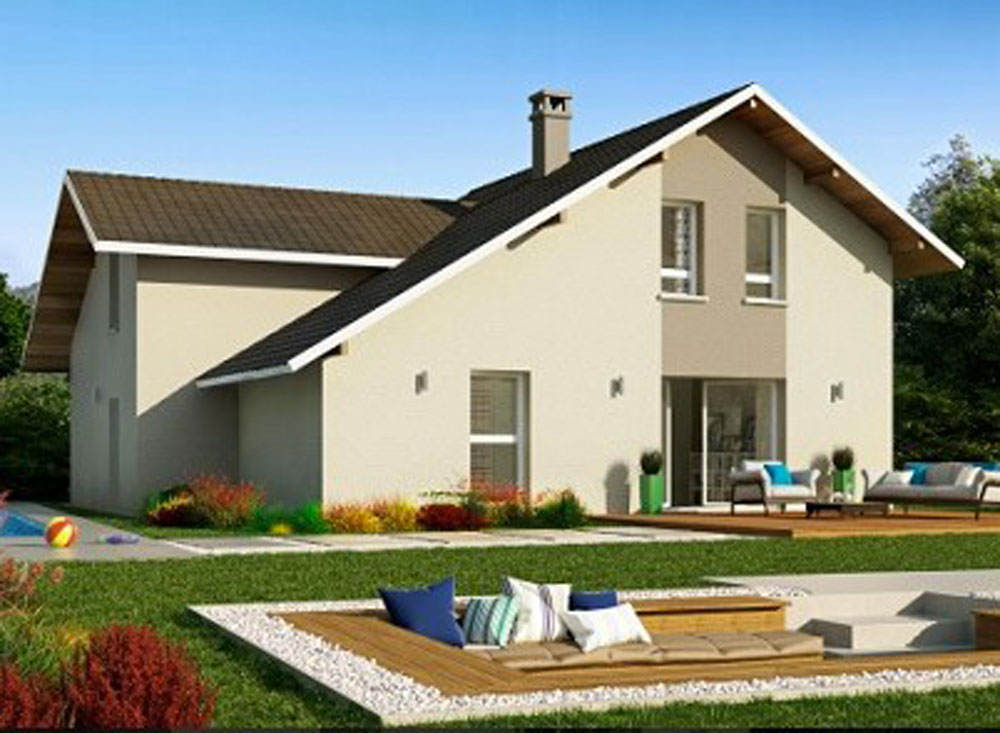 Les carr s green village maisons programme neuf alby for Maison programme neuf