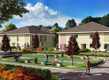 Les Carrés Green Village Duplex Jardin : programme neuf à Alby-sur-Chéran