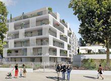 Le Quatuor : programme neuf à Marseille