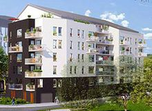 Riveo : programme neuf à Rouen