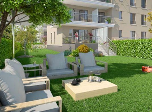 Jardin des oiseaux programme neuf rueil malmaison for Programme jardin