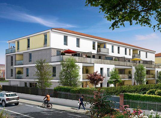 appartement n a31 jardins de launac t3 de m toulouse nord secteur 3. Black Bedroom Furniture Sets. Home Design Ideas