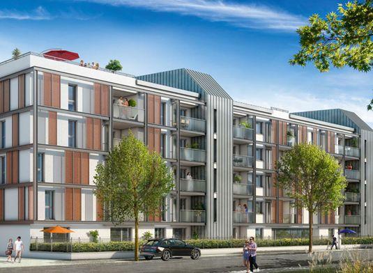 appartement n a018 le cours des pres t3 toulouse nord secteur 3. Black Bedroom Furniture Sets. Home Design Ideas