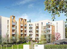 Les Jardins de Parilly : programme neuf à Vénissieux