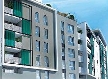 Urban Side : programme neuf à Villeurbanne