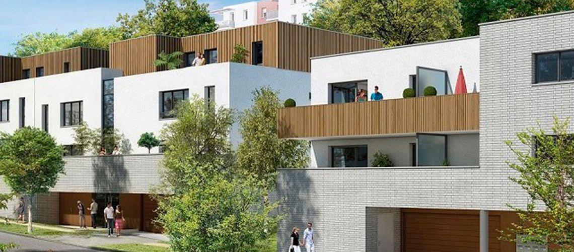 Jardin d hortense programme neuf ramonville saint agne for Programme jardin