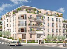 3 Rue Jacques Decour : programme neuf à Suresnes