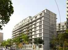 Paname 19 : programme neuf à Paris intra-muros