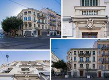 4 Avenue Malausséna : programme neuf à Nice