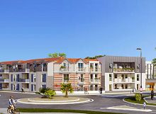 Residence Allionis : programme neuf à Châtelaillon-Plage