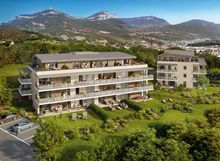 La Villa des Monts : programme neuf à Bassens