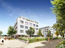 Campus Avenue : programme neuf à Montpellier