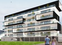 Plein Sud : programme neuf à Brest