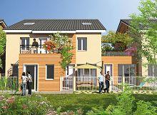 Les pavillons de Vilma : programme neuf à Villeurbanne