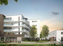 Le Mas Du Faubourg : programme neuf à Toulouse