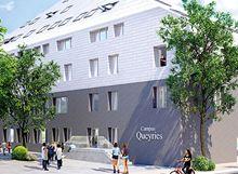 Campus Queyries A : programme neuf à Bordeaux