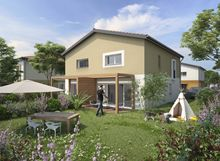 Les Terrasses Boreal : programme neuf à Aussonne