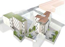 Carré Amboise : programme neuf à Clermont-Ferrand