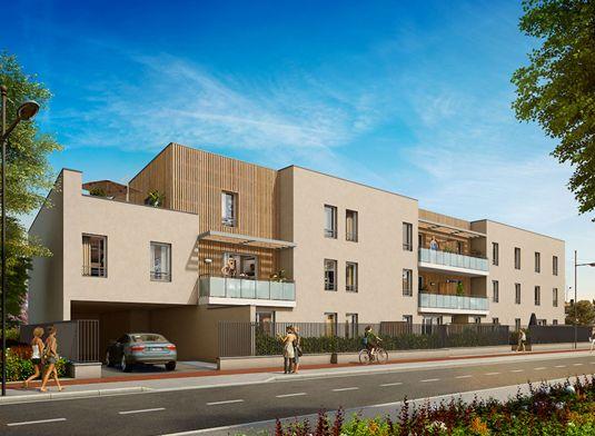 appartement n a16 l atlanta park t3 de m toulouse nord secteur 3. Black Bedroom Furniture Sets. Home Design Ideas