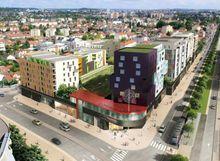 Les Senioriales En Ville De Dijon : programme neuf à Dijon