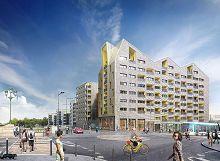 Emeraude : programme neuf à Saint-Denis