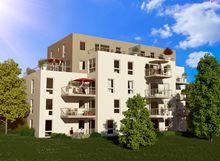 Villa Themis : programme neuf à Besançon